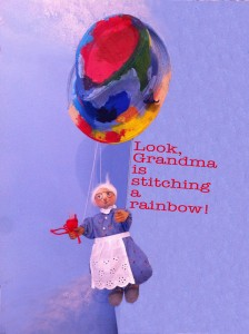 Grandmas Rainbowkleen